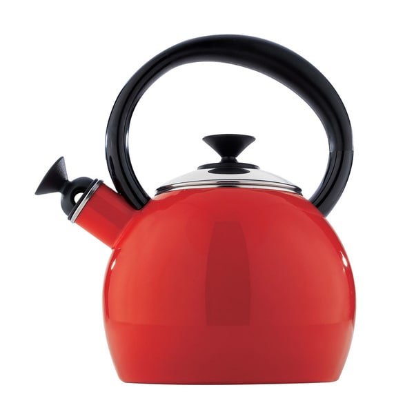 Copco Camden Red 1.5-quart Tea Kettle