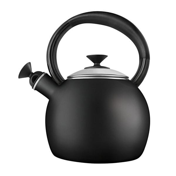 Copco Camden Black 1.5-quart Tea Kettle