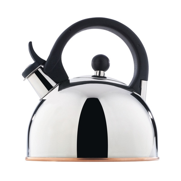 Copco Polished Stainless Steel 1.5-quart Tea Kettle
