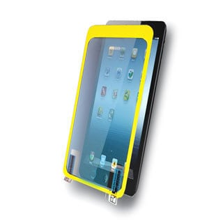 Symtek Tempered Glass Screen Protector for iPad mini Crystal Clear