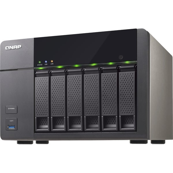 QNAP Turbo NAS TS-651 NAS Server