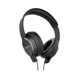 Sol Republic Master Tracks Over Ear Headphones in Gun Metal
