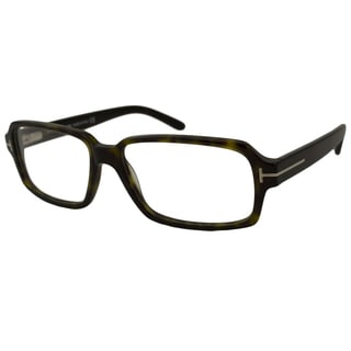 Tom Ford Readers Men's TF5195 Rectangular Reading Glasses