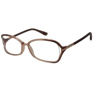 Tom Ford Readers Women's TF5206 Rectangular Reading Glasses