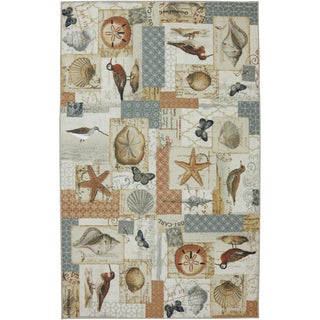 American Rug Craftsmen Escape Atlantic Beach Rug (8' x 10')