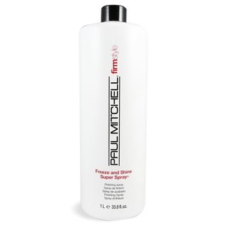 Paul Mitchell Freeze and Shine Super 33.8-ounce Spray