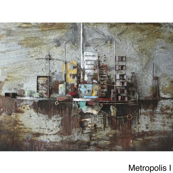 Metropolis Metal Art