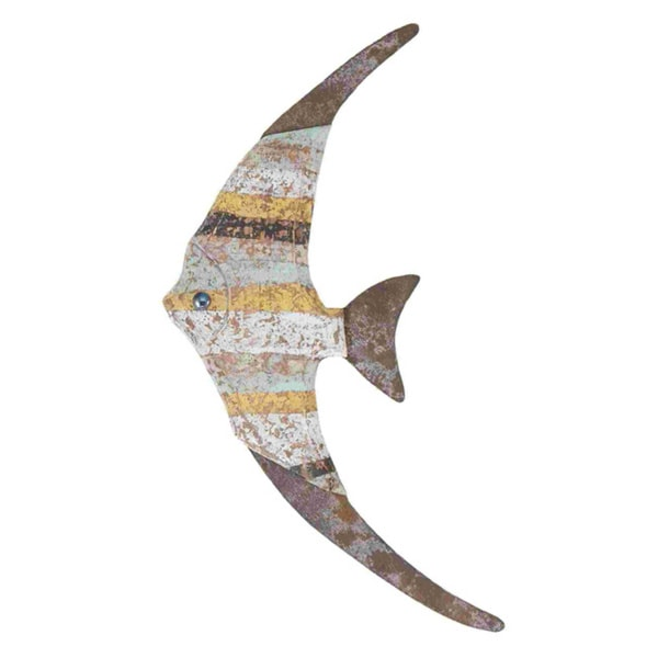 Wooden fish wall decor 16375638 shopping for Wooden fish wall decor