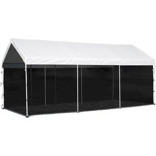 ShelterLogic 23531 8-leg Canopy with Screen Kit