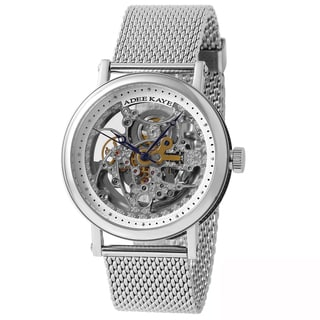 Adee Kaye Men's Gears Collection Watch