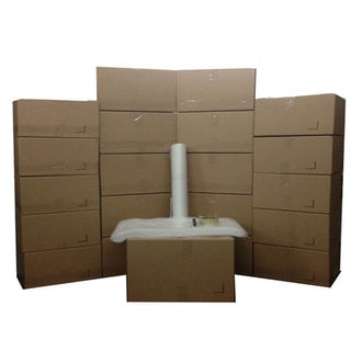 Lux Basic Moving Box Kit