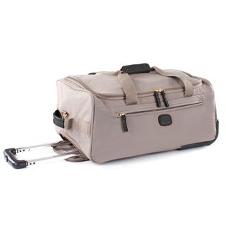 Bric's X-Travel 21-inch Carry On Rolling Duffel Bag