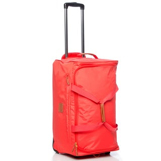 Bric's X-Travel Coral 28-inch Rolling Upright Duffel Bag