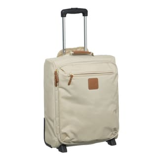 Bric's X-Travel Natural 20-inch Rolling Carry On Upright Suitcase