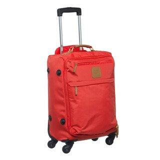 Bric's X-Travel Coral 21-inch Carry On Spinner Upright