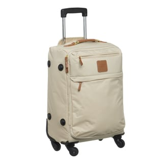 Bric's X-Travel Natural 21-inch Carry On Spinner Upright Suitcase