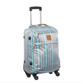 Bric's X-Travel Multi Color 21-inch Carry On Spinner Upright