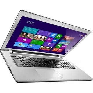 "Lenovo Z710 17.3"" Notebook - Intel Core i7 i7-4710MQ 2.50 GHz - Black"