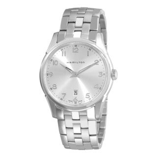 Hamilton Men's H38511153 Jazzmaster Thinline Silver Watch