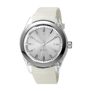 Esprit Women's ES900642001 White Play Watch