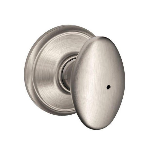 Schlage Siena Satin Nickel Door Knob Handle