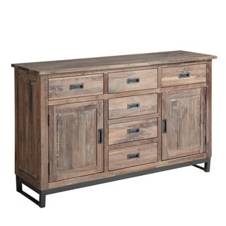 Sunpan Porto Distressed Sideboard