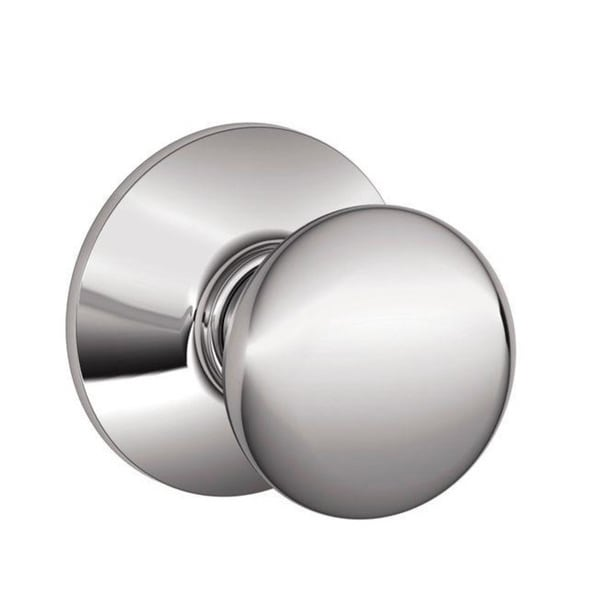 Schlage Bright Chrome Passage Door Handle