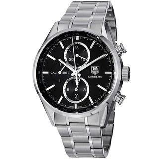 Tag Heuer Men's CAR2110.BA0724 Carrera Chronograph Automatic Watch