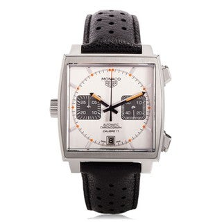 Tag Heuer Men's CAW211C.FC6241 Monaco Automatic Chronograph Mens Watch
