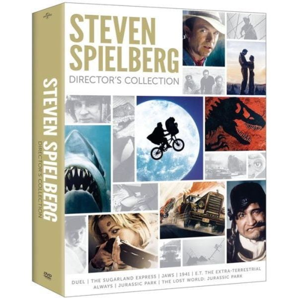 Steven Spielberg Director's Collection (DVD) 13303926