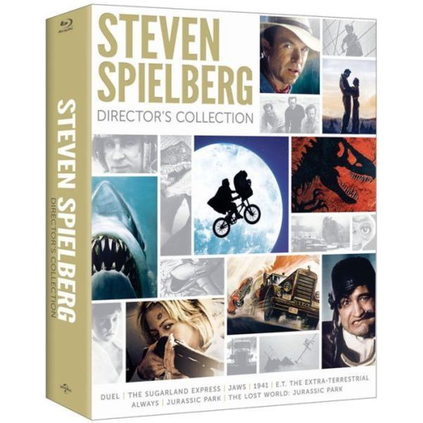Steven Spielberg Director's Collection (Blu-ray Disc) 13303933