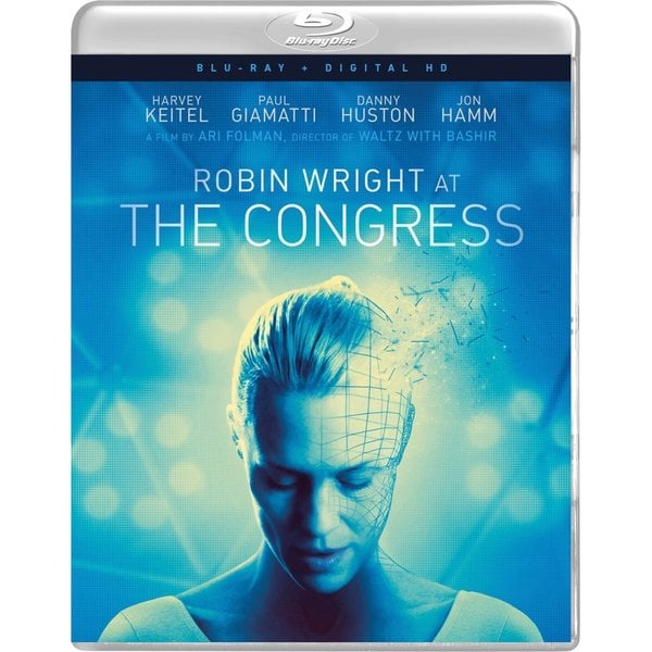 The Congress (Blu-ray Disc) 13304749