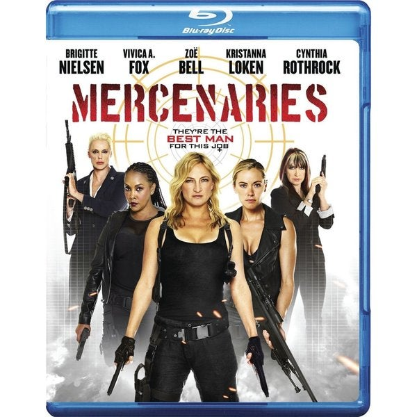 Mercenaries (Blu-ray Disc) 13304771