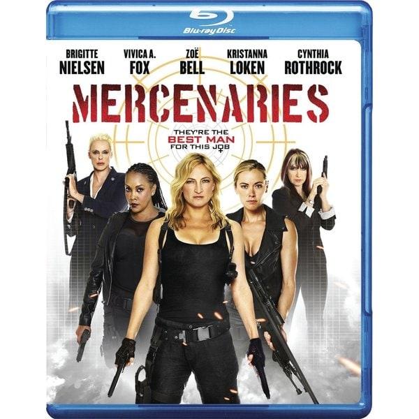 Mercenaries (Blu-ray Disc) 13304771
