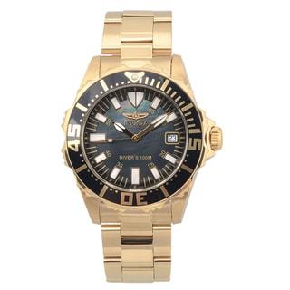 Invicta Men's 10626 Stainless Steel 'Pro Diver' Quartz Watch