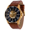 Invicta Men's 17260 Genuine Leather 'Specialty' Mechanical Watch