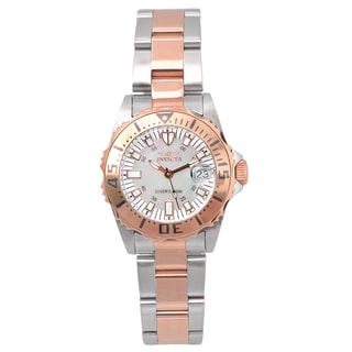 Invicta Women's 17388 Stainless Steel 'Pro Diver' Quartz Watch