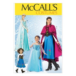 McCall's Patterns-Winter Princess Costume Pattern (misses)