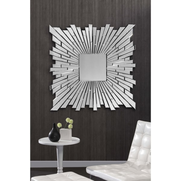 Bang Square Sunburst Mirror 13306357