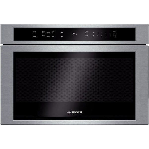 Bosch 800 Series 24 Inch Stainless Steel Built In