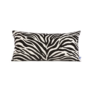 Zibra Print Throw Pillow