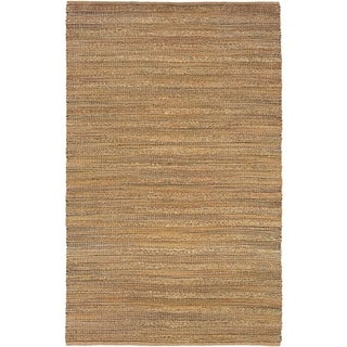 "Hand-crafted LNR Home Sonora Prague Natural Fiber Area Rug (9'2"" x 12'6"")"
