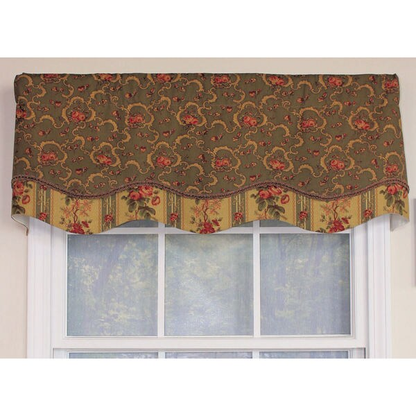 Tavistock Forest Glory Window Valance