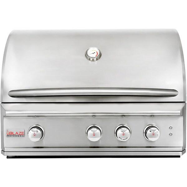 Blaze 3-burner Professional Gas Grill