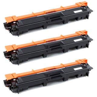 Brother TN221 Compatible Black Toner Cartridges (Pack of 3)