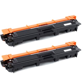 Brother TN221 Compatible Black Toner Cartridges (Pack of 2)