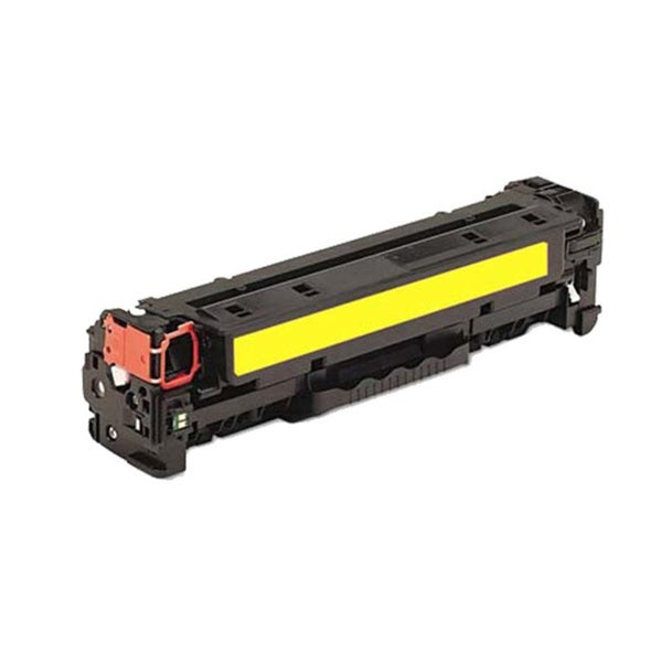HP 312A / CF382A Compatible Yellow Toner Cartridge