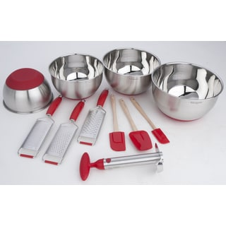 Miu France 11-piece Baking Prep Tools Starter