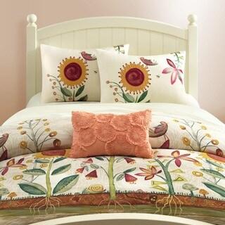 Harbor House Kids Keelias Floral 3-piece Comforter Set
