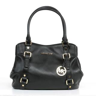 MICHAEL Michael Kors 'Bedford' Large EW Black Satchel